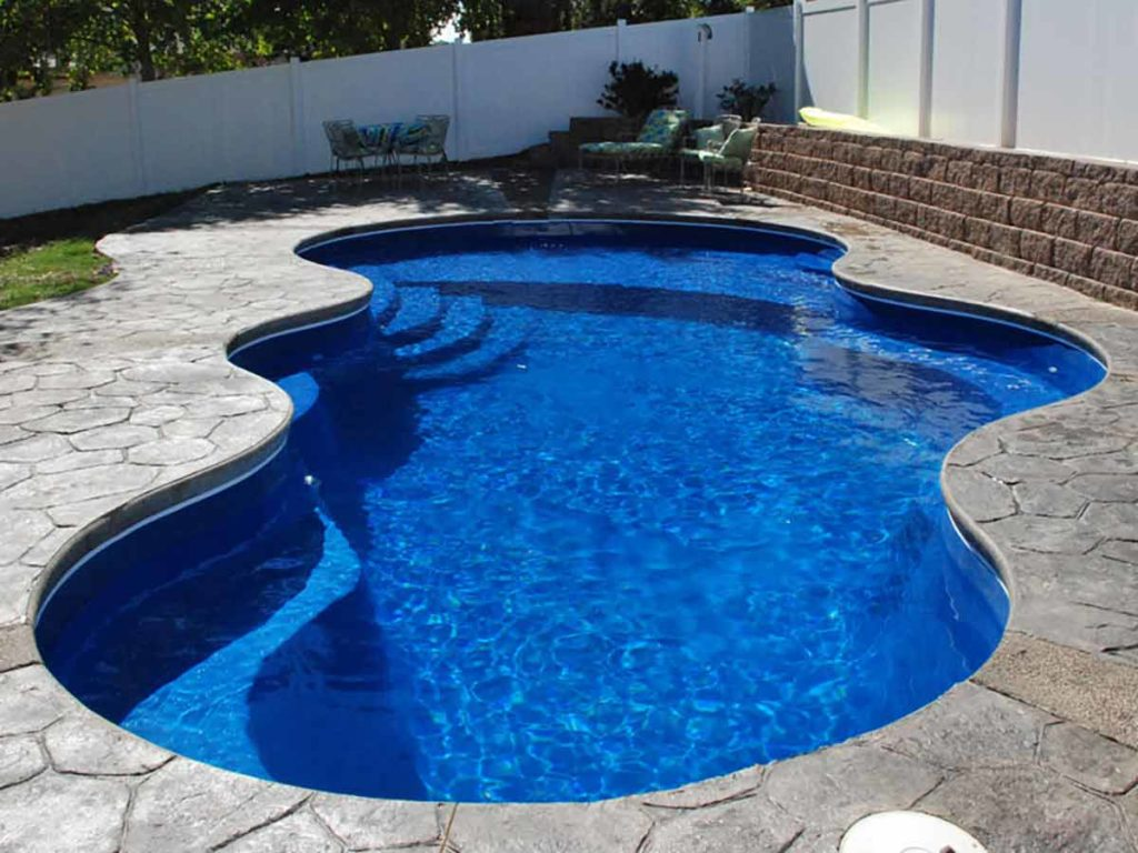 Axiom Fiberglass Pool