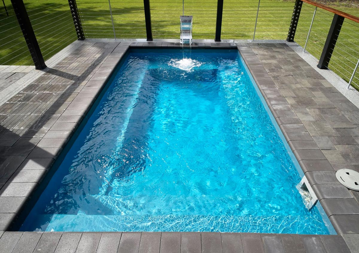 Swimming Pool Fountains Bubblers Waterfalls Latham Pools