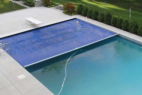 Automatic Retractable Safety Pool Covers Latham Pool Products - Latham Pools