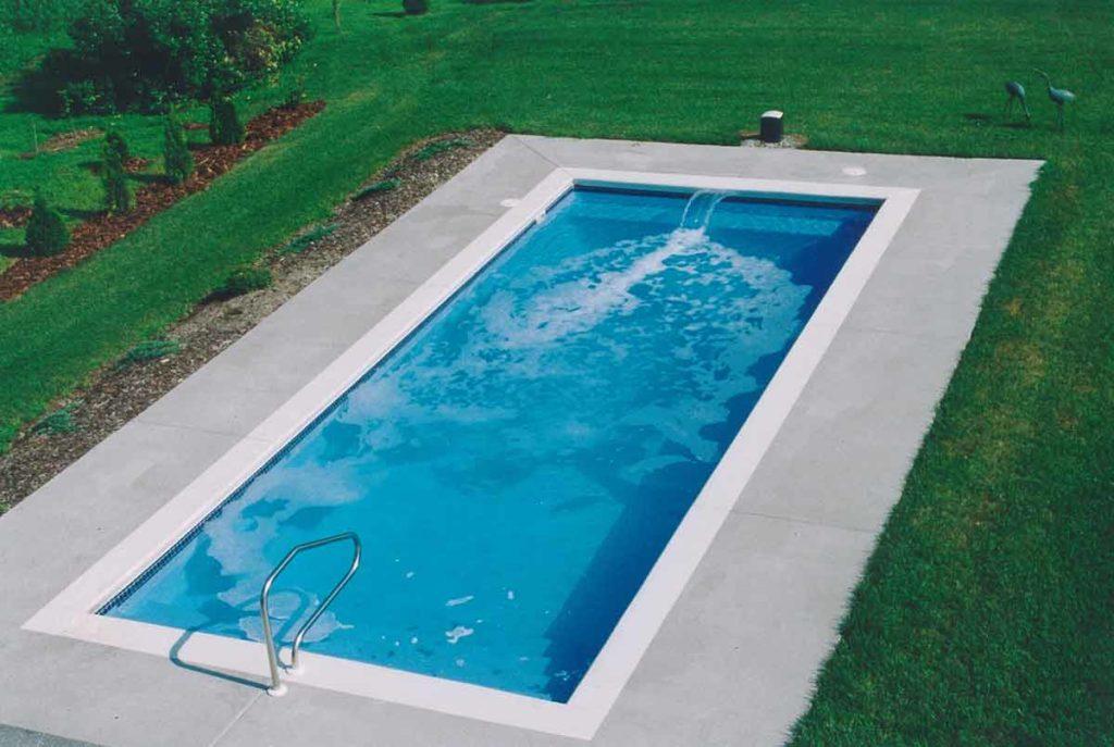 claremont Fiberglass Pool