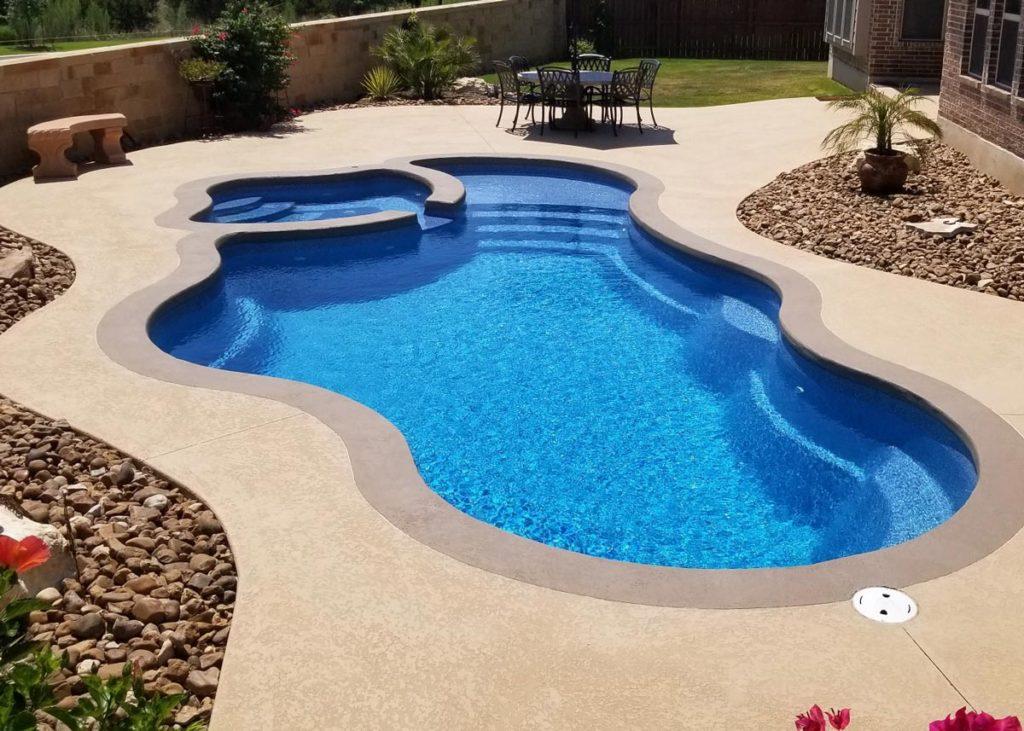 Fiberglass Pool Features Latham Pools