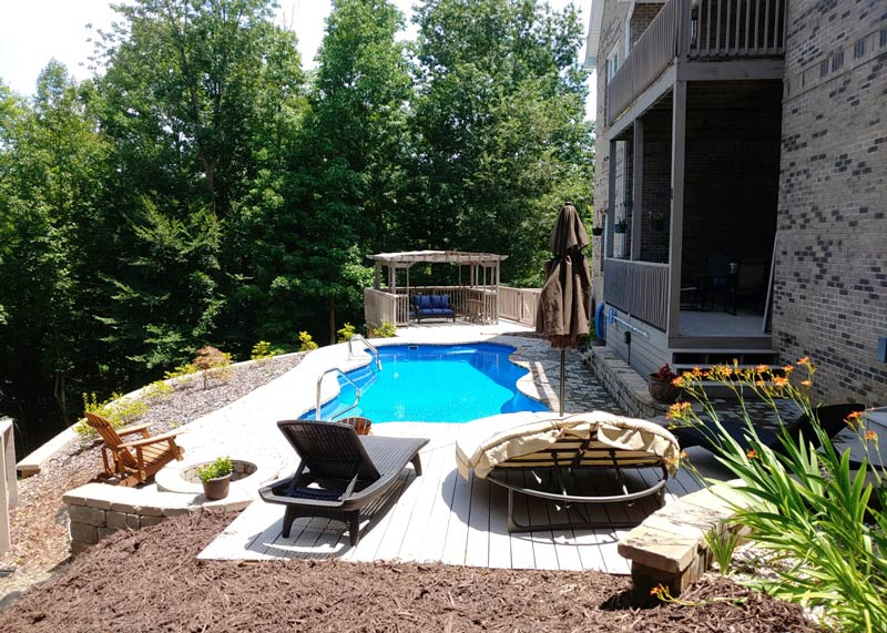 Swimming Pool Ideas And Design Guide Latham Pools