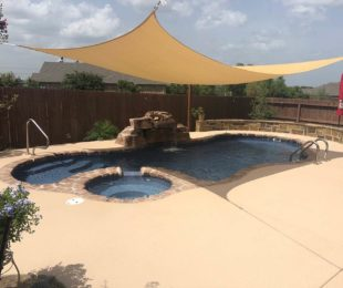 Fiberglass Pool Laguna Deluxe