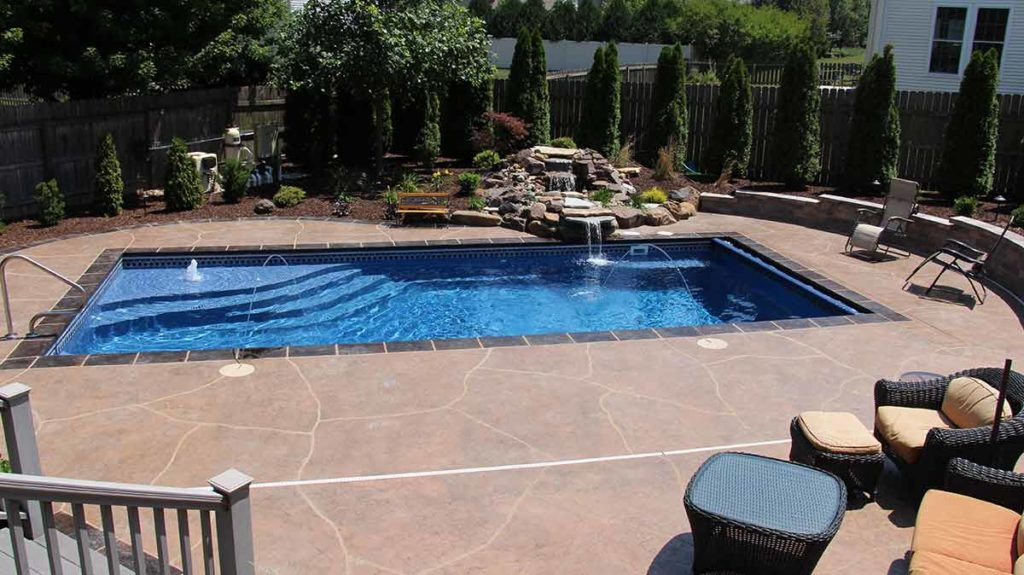 Majestyt Fiberglass Pool