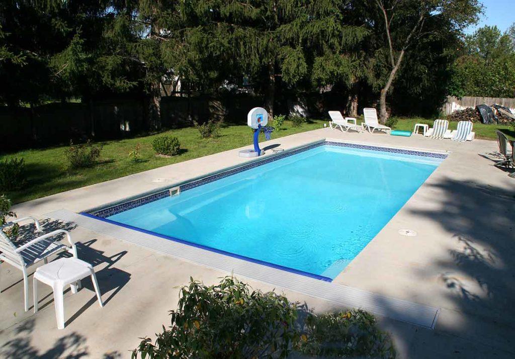 St Thomas Fiberglass Pool