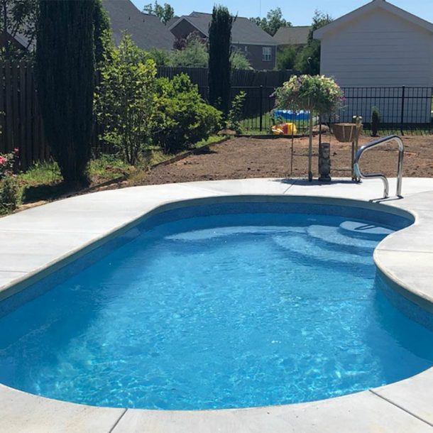Pool Shapes to Fit Your Backyard