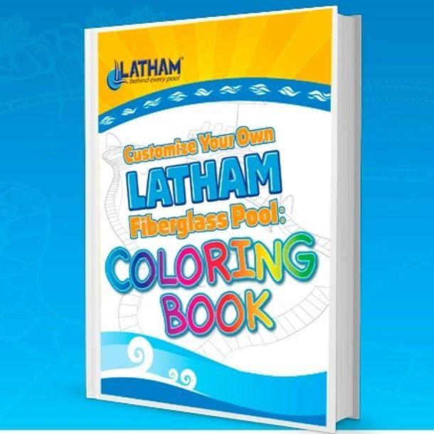 Fiberglass Coloring Book